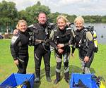PADI Open Water Course Essex/Herts border