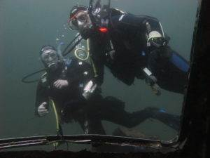 2 New PADI Advanced Open Water Divers in May 2017