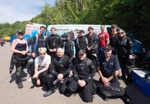 7 New PADI Open Water Divers at 2DiVE4