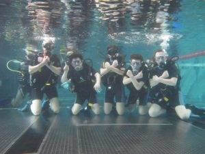 Try Dives for Inca/Spartan Scout Group