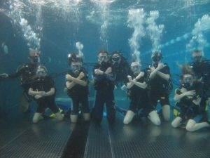 7 New Try Dive Participants at 2DiVE4