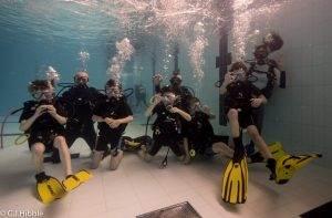 Incas Cub Pack Try Dives