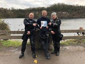 Our new PADI Advanced Open Water Diver