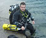 PADI Dry Suit Course Herts