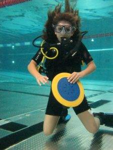 Isabella - Fantastic Try Dive Participant