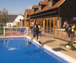 Scuba Diving Private Tuition at your Cambridge premises or our Essex Dive School