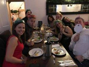 2DiVE4 Christmas Party - December 2017