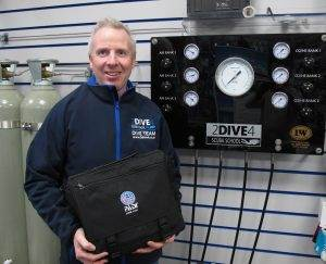 New PADI Trainee Divemaster at 2DiVE4