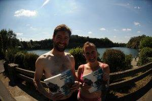 2 New PADI Advanced Open Water Divers at 2DiVE4 - August 2018