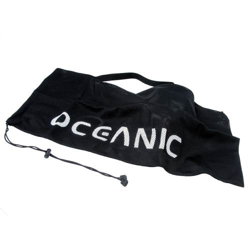 Oceanic Drawstring Mesh Bag