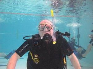 1 New PADI Open Water Referral Diver at 2DiVE4 - Jan 2020