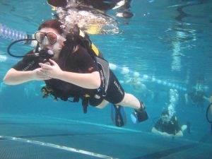 5 New PADI Open Water Referral Divers at 2DiVE4 - Feb 2020