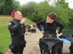 2 New  Qualified PADI Divemasters at 2DiVE4
