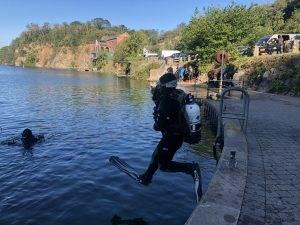 1 New PADI Dry Suit Diver at 2DiVE4