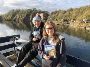2 New PADI Open Water Divers - November 2019