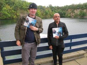 2 New PADI Advanced Open Water Divers in September 2017