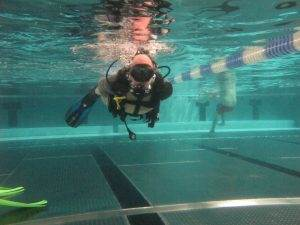 10th Bishops Stortford Scouts Try Dive Session