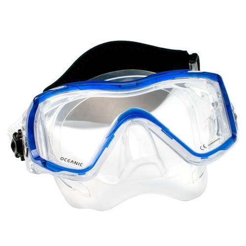 Oceanic Ion 3x Mask - Blue