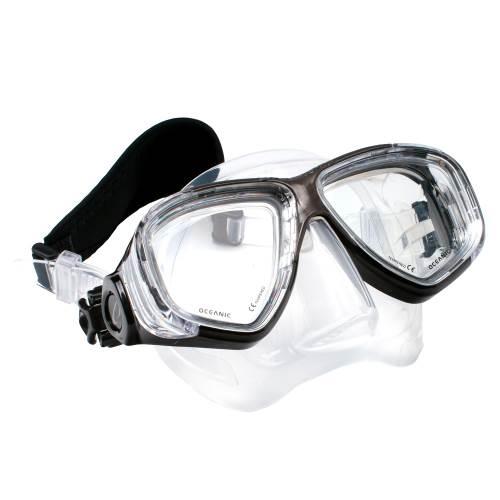 Oceanic Ion 4 Mask - Black