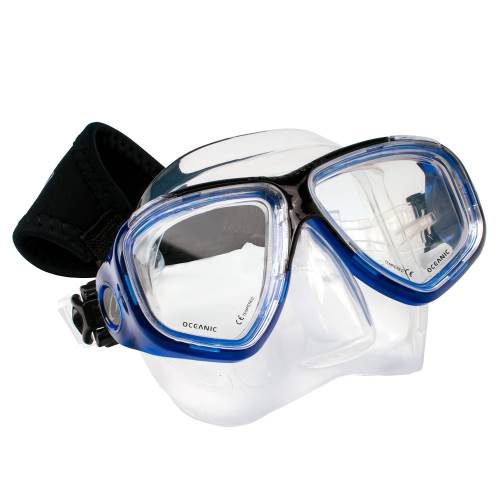 Oceanic Ion Mask - Blue