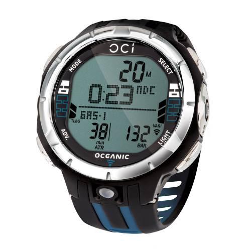 Oceanic OCi Dive Computer - Blue