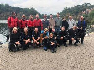 9 New PADI Open Water Divers at 2DiVE4 - August 2019