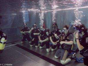 11 New PADI Open Water Referral Divers at 2DiVE4