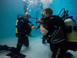 More Divemaster training at 2DiVE4
