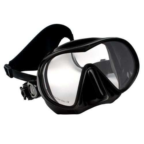 Oceanic Shadow Mask - Black