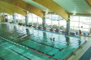 Confined water scuba training venue at Hoddesdon Herts EN11