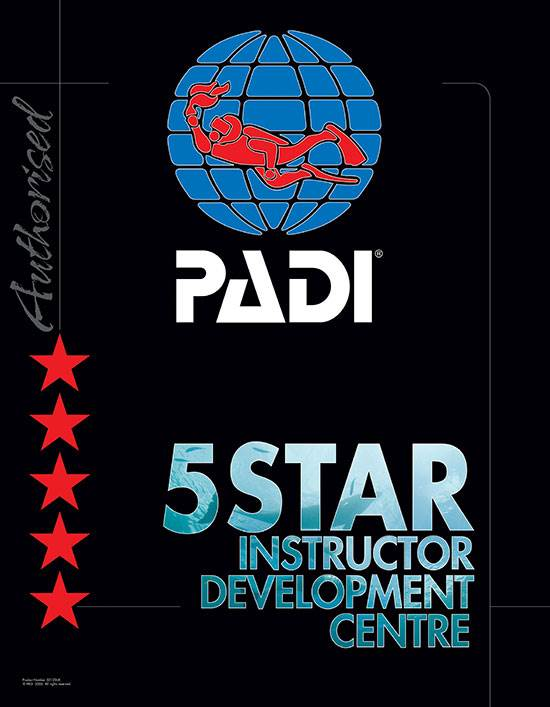 PADI 5 Star IDC Centre
