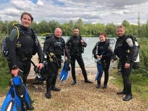 4 MORE New PADI Open Water Divers at 2DiVE4