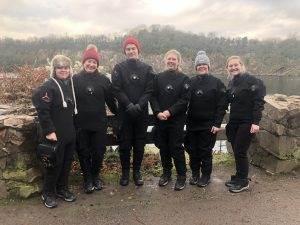 6 New PADI Dry Suit Divers at 2DiVE4