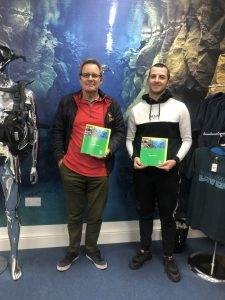2 New PADI Enriched Air Divers at 2DiVE4