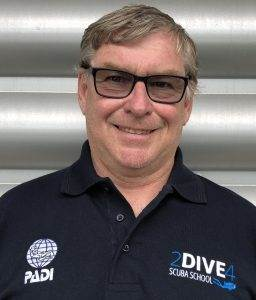 New Trainee Divemaster at 2DiVE4