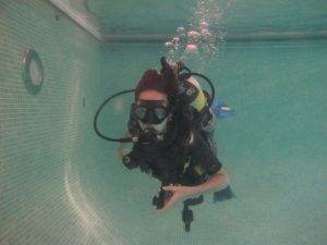 1 New PADI Open Water Referral Diver at 2DiVE4 - Private Tuition