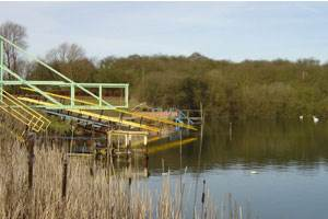 Gildenburgh Water, our scuba training lake in Cambridgeshire