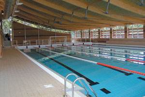 2DiVE4 scuba school us the Bishops Stortford College Pool for confined water training